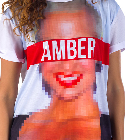 MARRIED TO THE MOB - Tops - AMBER TEE