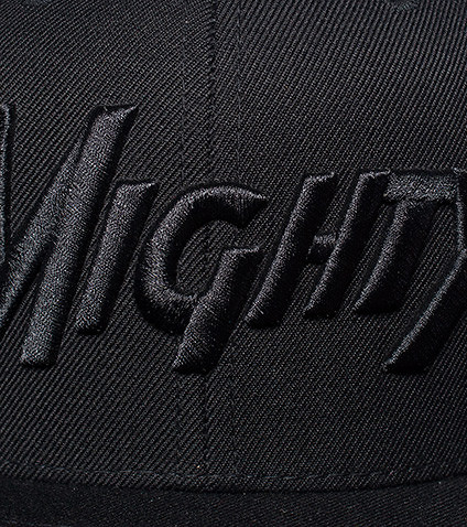 MIGHTY HEALTHY - Caps Snapback - BREAKER 5 PANEL LOGO SNAPBACK CAP