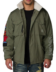 CIVIL SHERPA MA-65 REBEL TOUR JACKET