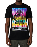 YOUNG AND RECKLESS TABS TEE