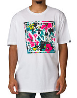 YOUNG AND RECKLESS TAHITI MARK SS TEE