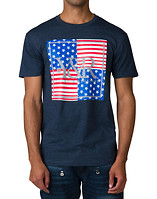 YOUNG AND RECKLESS HD PINWHEEL TRADE SS TEE