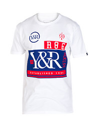 YOUNG AND RECKLESS LE MANS TEE