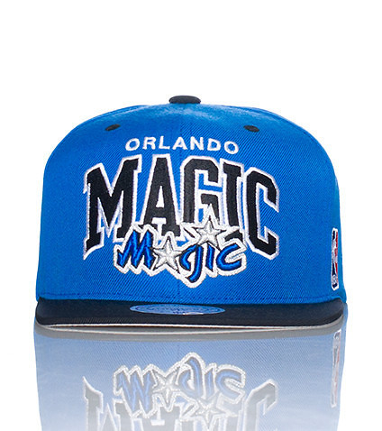 MITCHELL AND NESS - Caps Snapback - ORLANDO MAGIC NBA SNAPBACK CAP