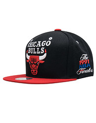 MITCHELL AND NESS Chicago Bulls Commemorative Snapback