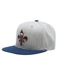 MITCHELL AND NESS NEW ORLEANS PELICANS SMU STRAPBACK