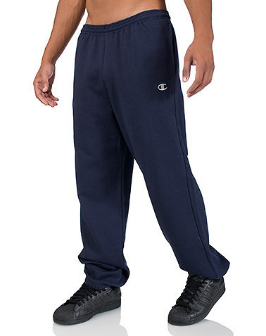 CHAMPION MENS Navy Clothing / Sweatpants M 10926183