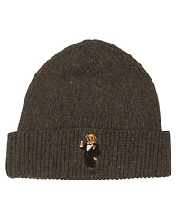 POLO Toggle Coat Bear Beanie