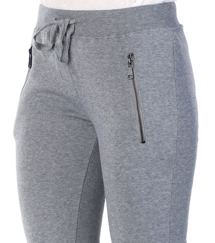 ESSENTIALS - Bottoms - SKINNY FLEECE JOGGER PANTS