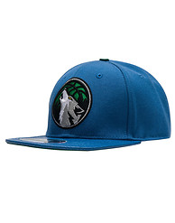 PRO STANDARD Timberwolves Learther Strapback