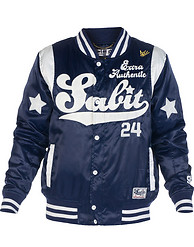 SABIT SLUGGER BASEBALL JACKET