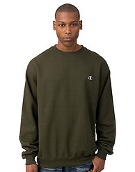 CHAMPION ECO FLEECE CREW TOP