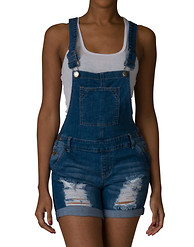 ESSENTIALS DESTRUCTED STRETCH SHORTALL
