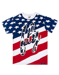 FLY SOCIETY FLY FLAG TEE