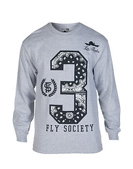 FLY SOCIETY HARD DECK TEE