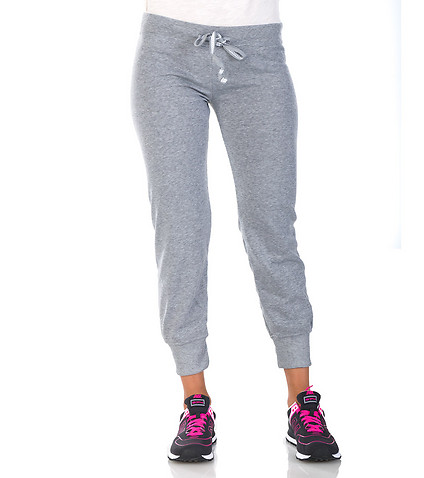 ESSENTIALS - Bottoms - SOLID JOGGER SWEATPANTS