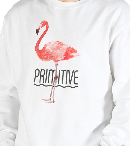 ESSENTIALS - Sweatshirts - TROPIC LS CREWNECK SWEATSHIRT
