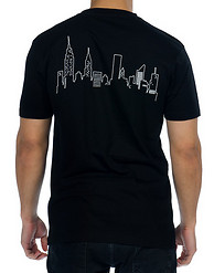 MIGHTY HEALTHY CITY F C TEE