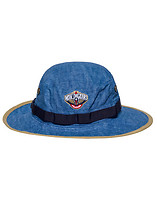 MITCHELL AND NESS NEW ORLEANS PELICANS BUCKET HAT