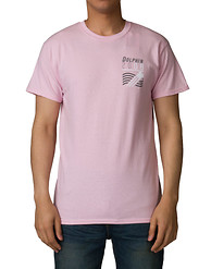 PINK DOLPHIN Dolphin Cup Tee