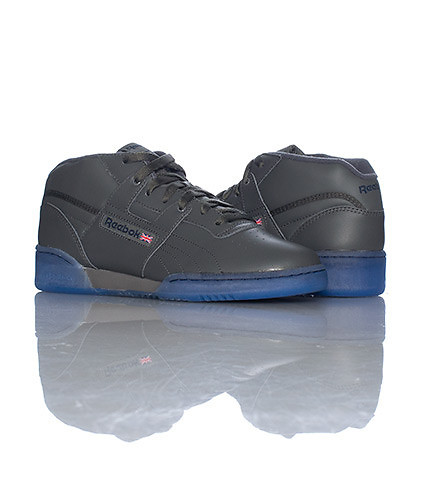 REEBOK - Sneakers - WORKOUT MID ICE SNEAKER