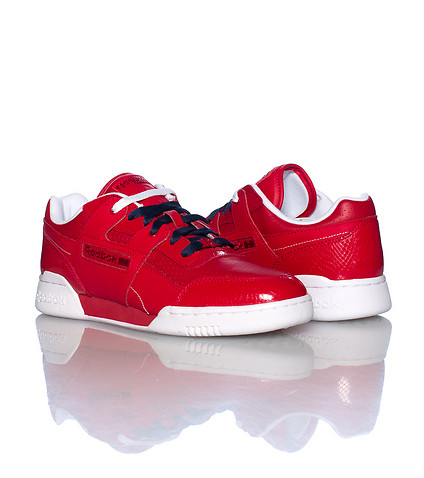 REEBOK - Sneakers - WORKOUT PLUS SNEAKER