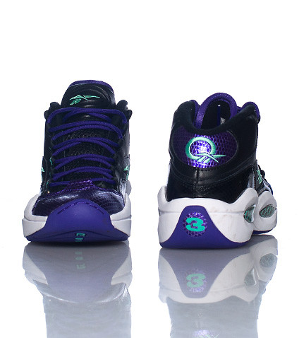 REEBOK - Sneakers - QUESTION MID SNEAKER