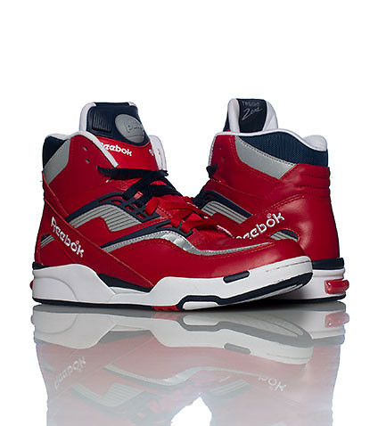 REEBOK - Sneakers - TWILIGHT ZONE PUMP SNEAKER