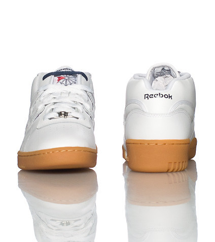REEBOK - Sneakers - WORKOUT MID SNEAKER