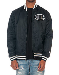 CHAMPION LIFESTYLE SATIN JACKET