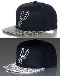 MITCHELL AND NESS SAN ANTONIO SPURS NBA SNAPBACK CAP