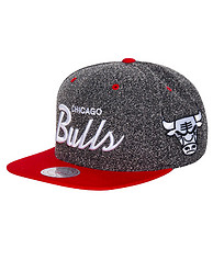 MITCHELL AND NESS CHICAGO BULLS NBA SNAPBACK CAP