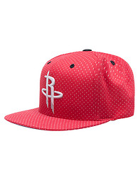 MITCHELL AND NESS HOUSTON ROCKETS SNAPBACK