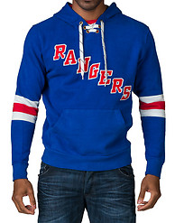 WRIGHT  &  DITSON RANGERS NHL PULLOVER HOODIE