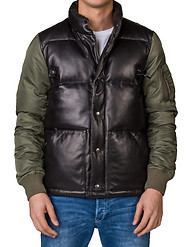 WHITE RAVEN DOWN JACKET