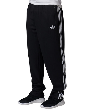 adidas MENS Black Clothing / Sweatpants L 11302338