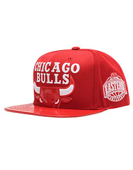 MITCHELL AND NESS Chicago Bulls Champagne Snapback